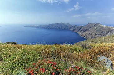Santorini island, north, Greece
