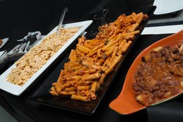 buffet di pasta