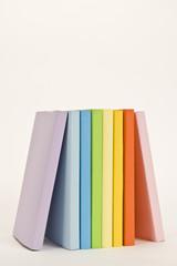 Multi-colored Books