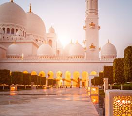 Sheikh Zayed White Mosque