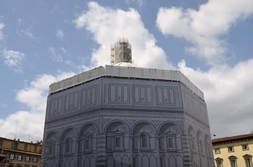 Restauración del Baptisterio de Florencia