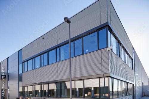 aluminum facade - 73943590