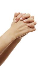 gefaltete Hände 2