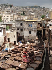 Tannerie Fez
