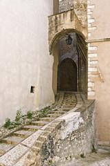 Porta del Cieco, Trevi, Italy