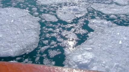 ice floe ship tour