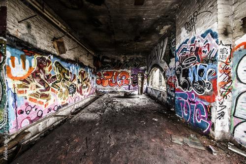 Graffiti Plakat