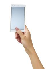 touchscreen smart phone
