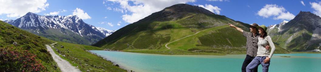 Panorama Alpensee