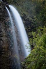 Waterfall in the Allgaeu Alps