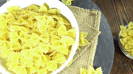 Bow-Tie Pasta (seamless loopable)