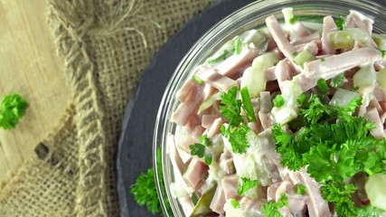 Meat Salad (not loopable)