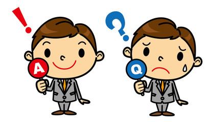 SDビジネスマン Q&A