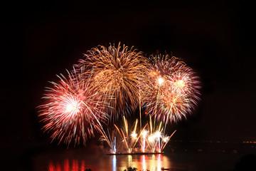 Annual Pattaya International Fireworks Competition 2014