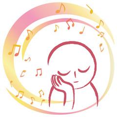 音楽を聴く-01