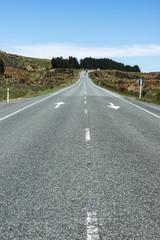 New Zealand highway