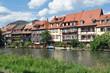 Leinwandbild Motiv Bamberg
