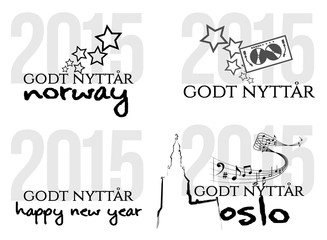 Happy New Year in Norway
