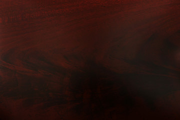 Mahogany wood grain texture