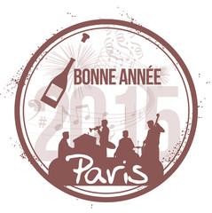 Happy New Year in Paris