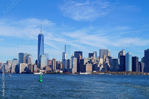 Panorama of New York © Jürgen Fälchle