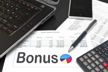 Anzeige - Bonus