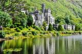 Fototapety Kylemore Abbey in Connemara, Ireland