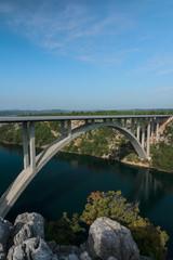 Krka bridge