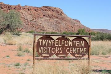 Twyfelfontein Visitore's Centre