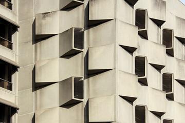 kubistische fassade