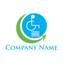 Accessibility for Disabled,  logo