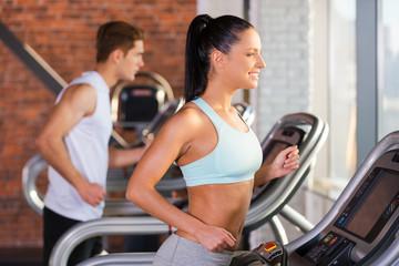 Cardio training.