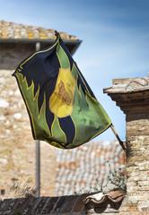 Tuscany flag