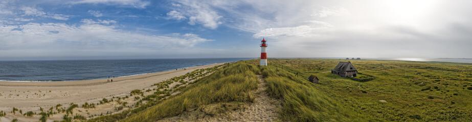 Panorama am Ellenbogen Sylt © Blickfang