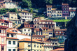 Cudillero, fishing village in Asturias (Spain) - 73971763
