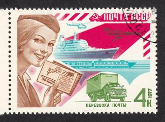 Mail transportation