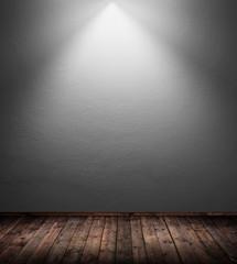 Innenraum mit Beleuchtung