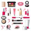 cosmetics icons - 73975113