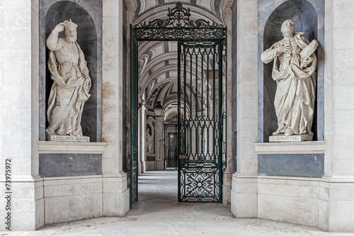 St Philip Neri and St Ignatius of Loyola - 73975972