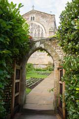 Fitzalan Chapel by Arundel Castle