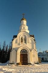 Храм воскресенья Христова, Ханты-Мансийск, Россия