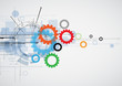 Integration and innivation technology. Best ideas for Business p - 73977514
