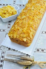 Torta ai corn flakes
