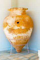 Ceramic pot from Olympia.