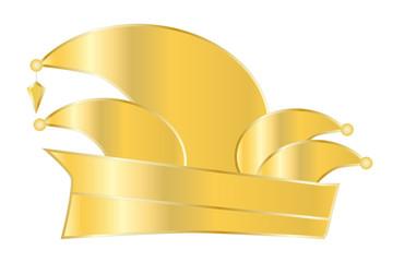 Komiteemütze - Gold