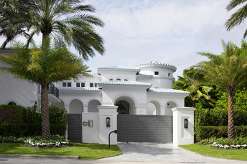 Expensive home