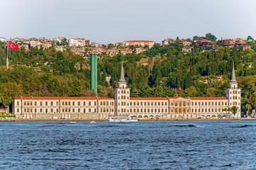Military High School in Istanbul, Turkey.