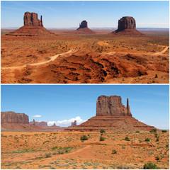 Monument Valley ( Arizona, Etats-unis)