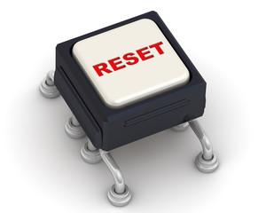 Электронная кнопка сброса настроек (reset)
