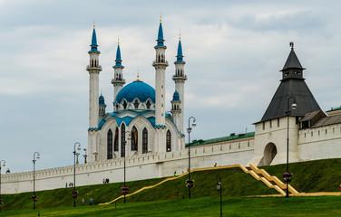 Qolsharif Mosque in Kazan Kremlin, Russia